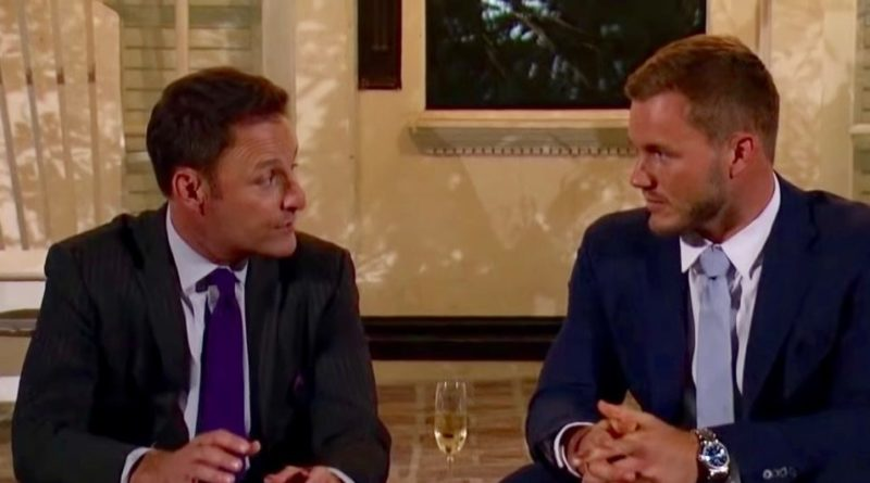 Chris Harrison Revealed He Tried To Jump The Same Fence After Colton Did But Here's What Happened