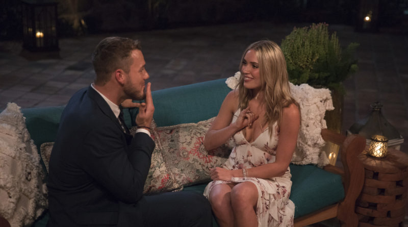 Colton Underwood on Cassie Randolph: Our Love is More Than Just Physical!