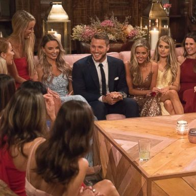 These are The TOP 6 Contestants on Colton Underwood's Bachelor Season