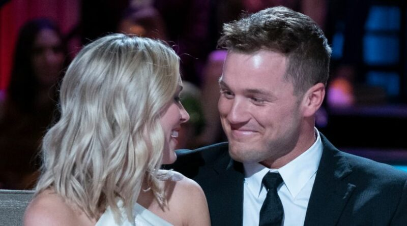 Colton Underwood and Cassie Randolph To Get Engaged on 'Bachelor in Paradise?'