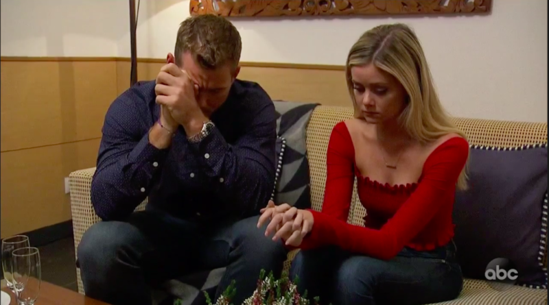 Funniest Twitter Reactions From Colton Underwood's The Bachelor Finale