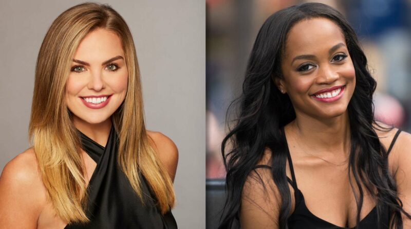 Here's What Rachel Lindsay Thinks About The New Bachelorette & Why She's Shocked