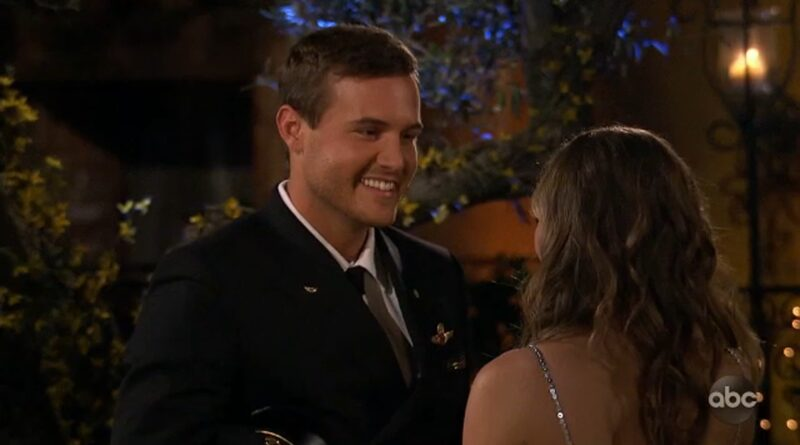 Who Is Pilot Peter Weber, the Bachelor Vying for Hannah Brown's Heart?