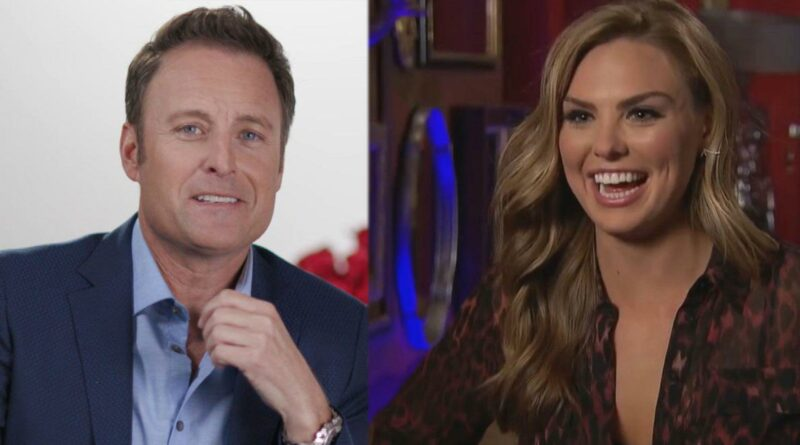 Chris Harrison Says Hannah Might Not Get a Happy Ending This Season