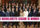 SPOILER: Find Out Who is Hannah Brown's The Bachelorette Winner