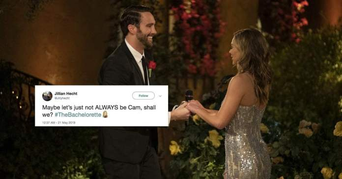 Hilarious Twitter Reactions From Episode 2 of The Bachelorette