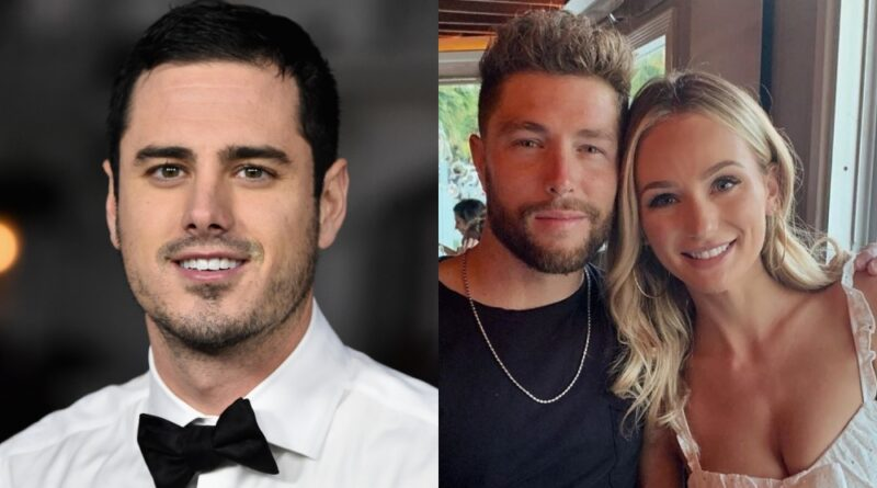 Ben Higgins Proves Why He's The BEST By His Reaction To Lauren Bushnell's Engagement To Chris Lane