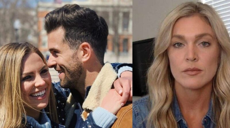 Jed Wyatt's Ex Haley Stevens Has a Message for Hannah Brown
