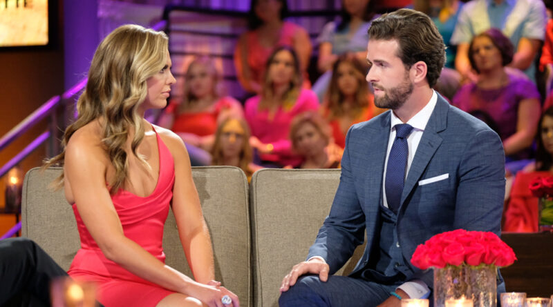Hilarious Twitter Reactions From Night Two of The Bachelorette Finale