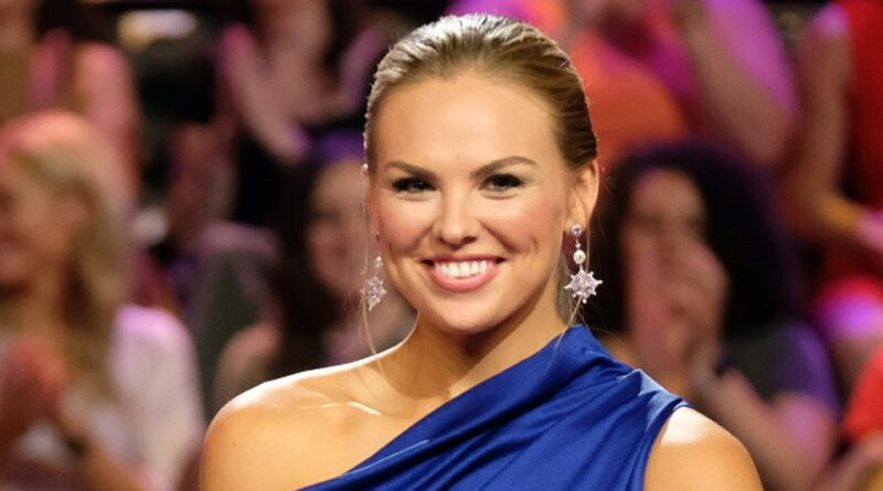 Hannah Brown Hints She Broke Up With The Bachelorette Winner