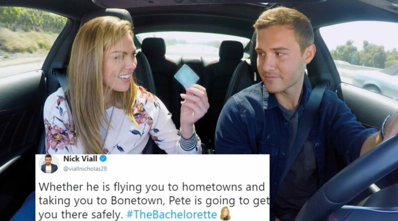 Hilarious Twitter Reactions From Hometowns Episode of The Bachelorette