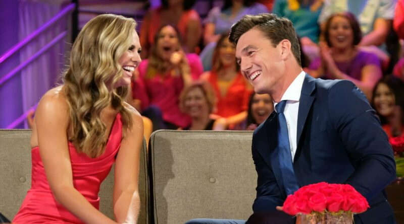 Hannah Brown Hints at Relationship With Tyler Cameron