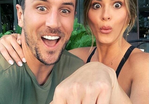 JoJo Fletcher and Jordan Rodgers Get Engaged Again After 3 Years