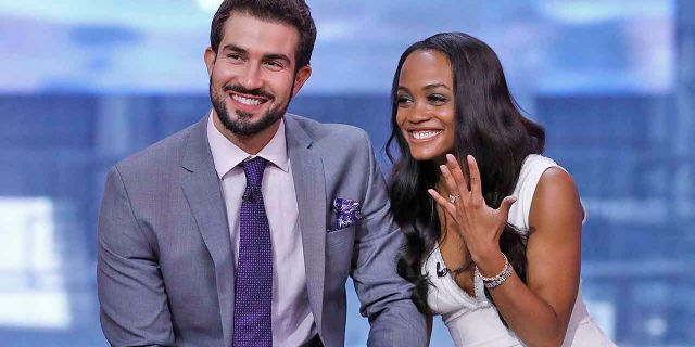 Rachel Lindsay and Bryan Abasolo Are Married!