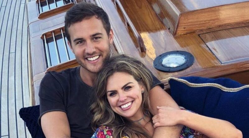 Hannah Brown Sends Peter Weber a Message Before The Bachelor Premiere