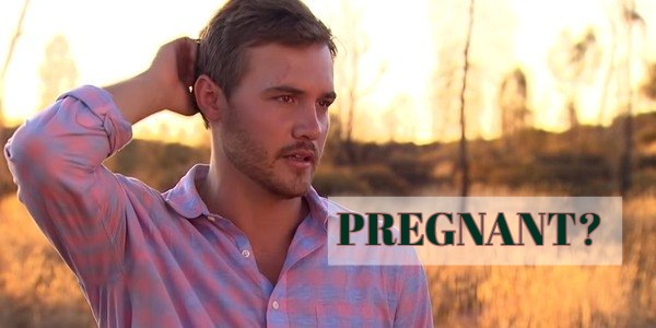 DID PETER WEBER GET A BACHELOR CONTESTANT PREGNANT?