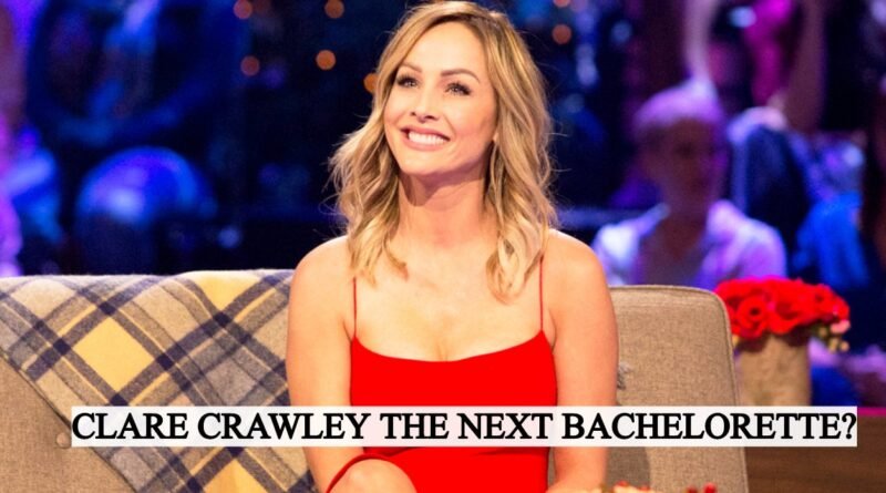 Clare Crawley is The Next Bachelorette?