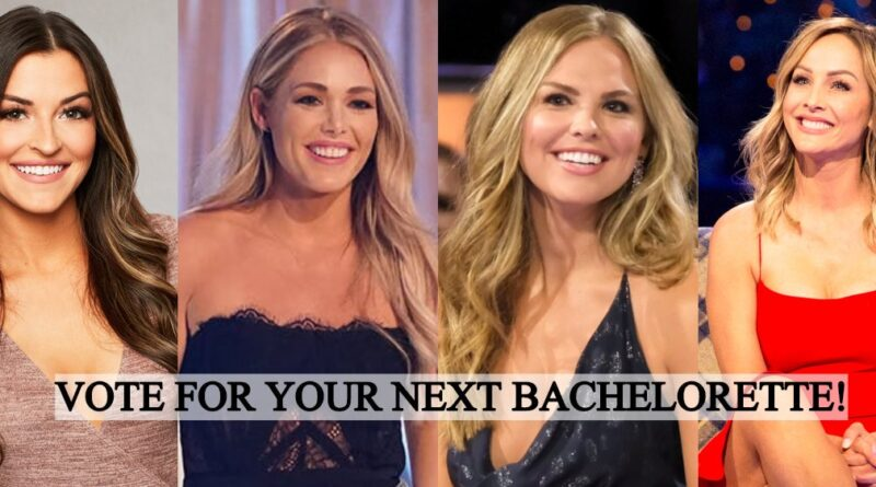 POLL! Vote For Your Next Bachelorette 2020