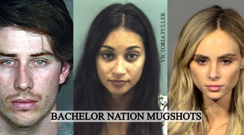 Here Are All The Bachelor Nation Mugshots Over The Years