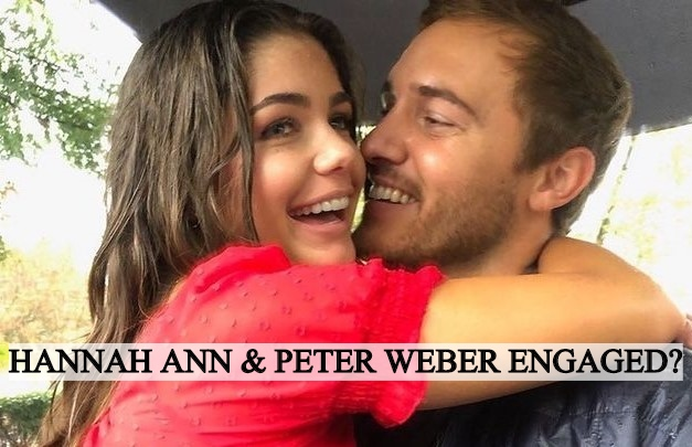 This Theory Proves Hannah Ann is Engaged To Peter Weber