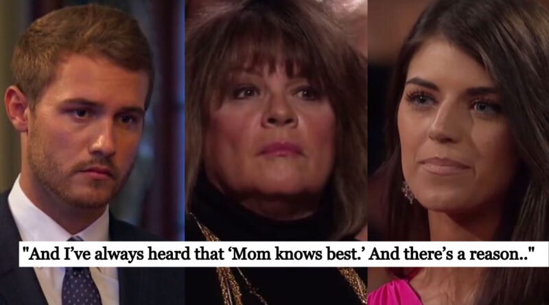 Peter Weber Says His Mom Barb Was Right About Madison – FULL STORY